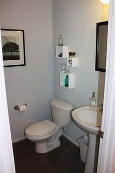 Yellow Half Bathroom Ideas by 21 Best Bathroom Shelves Ideas Images On