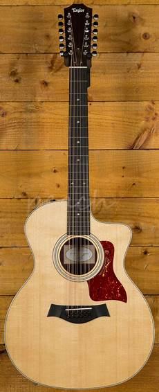 254ce Dlx Grd Auditorium 12 String Guitars