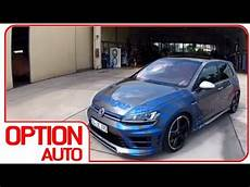 exhaust sound vw golf 7 r 400 oettinger option auto