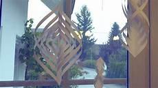 dekoration zum aufhängen winterliche deko zum aufh 228 ngen basteln leicht f 252 r kinder