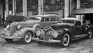 Motoriginal • 1939 ZiS 101A Sport Coupe Built On The