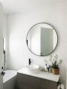 Mirror In A Bathroom