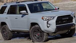 2022 Toyota 4Runner Release Date  US Cars News
