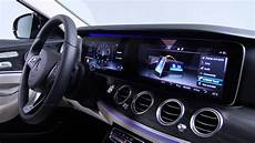 Mercedes E Klasse W213 2016 Interieur Trailer