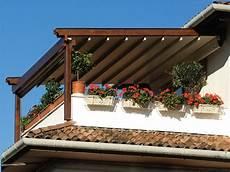 terrazzo in legno copertura terrazzo in legno lamellare da esterno