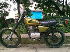 Modifikasi Honda Gl by 1983 Honda Gl Max Modif Honda Xl Trail For Sale