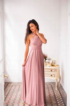 powder pink bridesmaid dress light pink