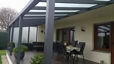 terrassen 252 berdachung alu bausatz luxus terrassendach