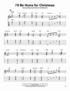 i ll be home for christmas guitar tab by bing crosby guitar tab 83184