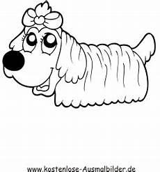 Kostenlose Ausmalbilder Zum Ausdrucken Hunde Ausmalbild Hund 5 Zum Ausdrucken