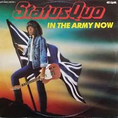 Status Quo In The Army Now Vinyl 12 Quot 45 Rpm Maxi