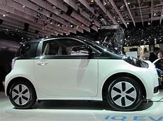 toyota iq 2020 toyota iq ev the electric car you ll never see live photos