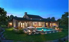 country house in at home in the hill country monthly