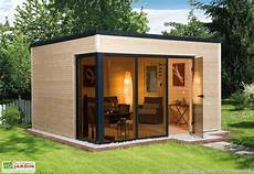 Bungalow Design Cubilis Weka 300x380 Jardins Abri De