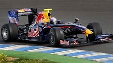 Bull Racing 2009 Rb5 F1 Car Debuts At Circuito De