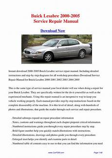buick lesabre complete workshop service repair manual 2000 2001 2002 2003 2004 2005 tradebit download buick lesabre 2000 2005 workshop manual by gong dang issuu
