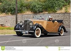 Vieille Voiture Rolls Royce Photographie 233 Ditorial Image
