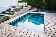 mini pool für terrasse kleiner pool im garten pool f 252 r kleine grundst 252 cke