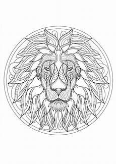 Coole Ausmalbilder Tiere 1001 Coole Mandalas Zum Ausdrucken Und Ausmalen