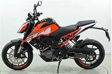 ktm 125 duke abs 125 ccm motorr 228 der moto center winterthur