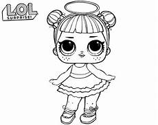 coloring pages of lol dolls 80 pieces of black