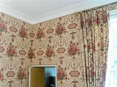 Pose Tissu Mural Tissus Tendus Espace Classique Bruno Moine Tapissier