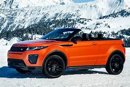 2017 Land Rover Range Evoque Reviews And Rating