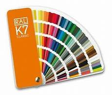 ral k7 classic colour chart brand new fan style guide
