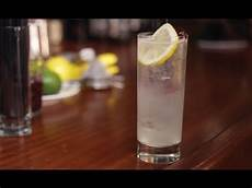 how to make a tom collins cocktail liquor com youtube