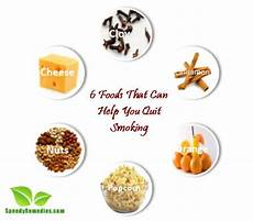 6 foods that can help you quit smoking speedy remedies