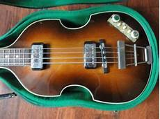h 246 fner 500 1 beatles bass mit koffer hofner in berlin