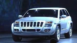 &187 1999 Jeep Commander Concept Car