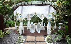 fashion the outdoor wedding decorations