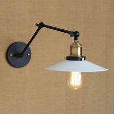 single light wall sconce with adjustable arm beautifulhalo com