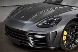 2017 Porsche Panamera Stingray GTR By TopCar Looks Insane