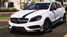 a 45 amg mercedes classe a 45 amg edition 1 add on