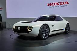 Honda Sports EV Concept Should They Build It  Carscoops
