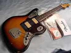 fender jaguar kurt cobain signature shelton s guitars