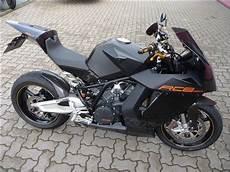 umgebautes motorrad ktm 1190 rc8 br 228 uer motorradsport