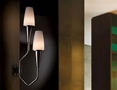 gio applique modern italian designer wall light in white glass