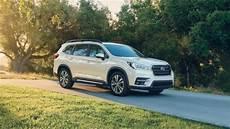 2020 subaru ascent new features performance trim levels