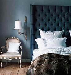 Bedroom Ideas Blue Headboard by I Will Need To Use This As A Guide For A Tufted