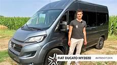 fiat ducato electric und diesel mit 9 automatik mj