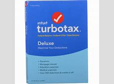 Turbotax Deluxe Federal And State 2020 2020 New Coupons