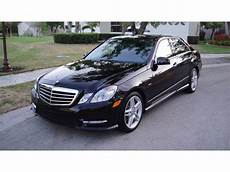 2012 Mercedes E Class E 350 Blueefficiency Cars