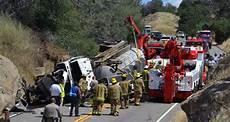 Highway 41 Accident Yesterday   crash on highway 41 causes major injuries road closure sierra news online