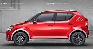 Maruti Suzuki Ignis NEXA Accessories Launched – Maxabout News