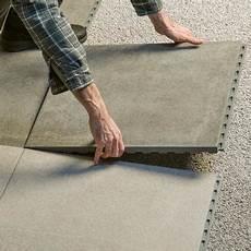 Terrassenbel 228 Ge Aus Feinsteinzeug Und Keramikplatten