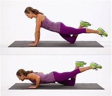 Push Ups - 30 day push up challenge popsugar fitness