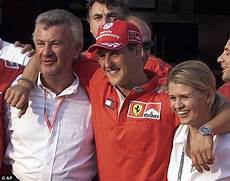 Michael Schumacher S Ex Manager Willi Weber Is Banned
